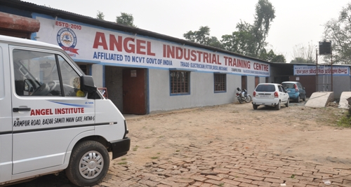 ANGEL INSTITUTE ITI IN RAMPUR ROAD