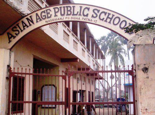 ASIAN AGE PUBLIC SCHOOL IN PATNA