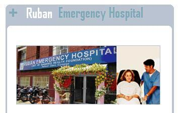 RUBAN EMERGENCY HOSPITAL IN PATNA