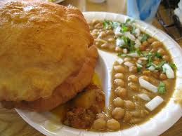 SPECIAL CHHOLE BHATURE IN RANCHI