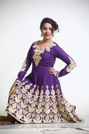CUTWORK DESIGNER SUIT