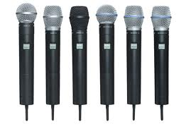 WIRELESS MICROPHONES IN RANCHI