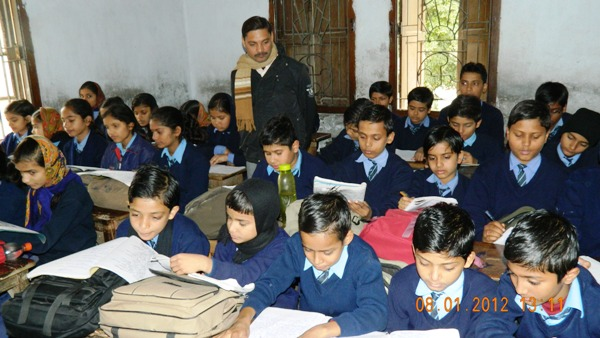 SCHOOL IN MUZAFFARPUR