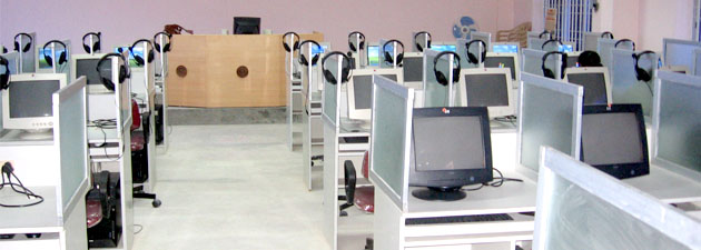 DIGITAL LANGUAGE LABS IN RANCHI