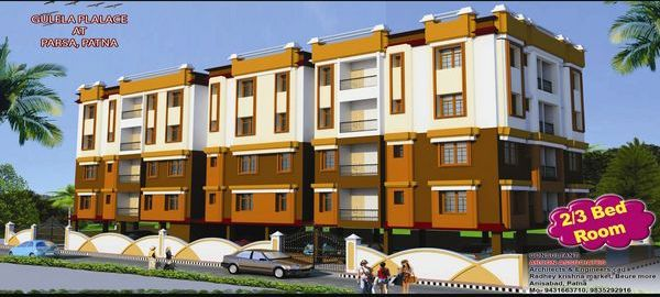 REAL ESTATE COMPANY IN PARSA PATNA