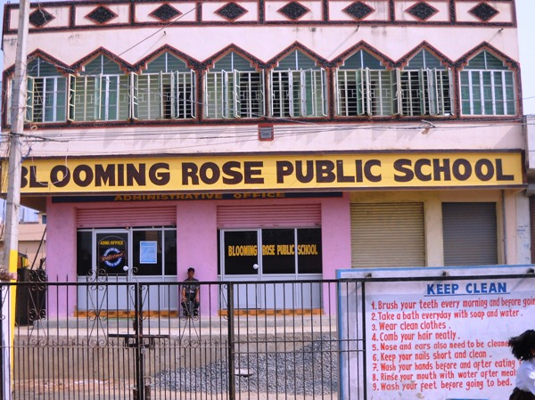 BLOOMING ROSE NURSERY SCHOOL PATNA