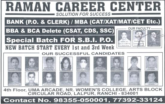 Best CDS INSTITUTE IN RANCHI