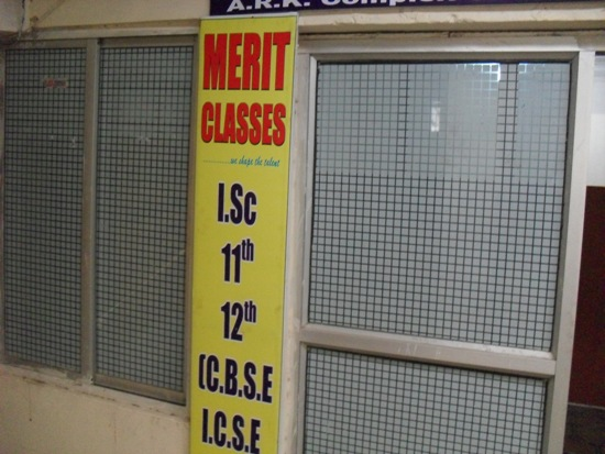 MERIT CLASSES IN RANCHI