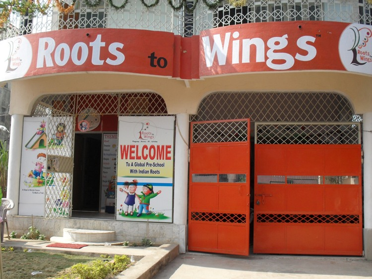 ROOTS TO WINGS SCHOOL IN ASHIYANA
