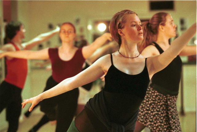 DANCE TRAINING CENTRE IN RANCHI