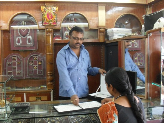 best jewellery shop in doranda ranc
