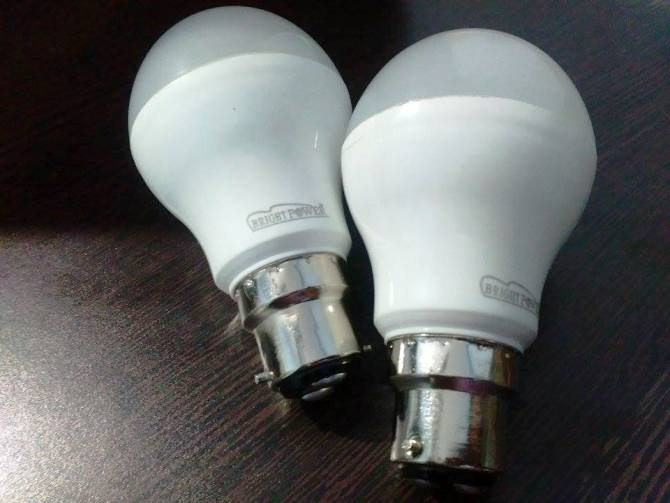 BEST LED BULB MANUFACTURED IN PATNA