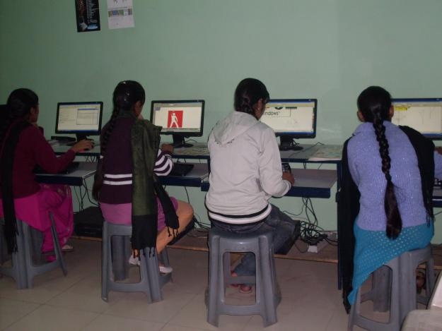 COMPUTER INSTITUTE IN MITHAPUR,PATNA