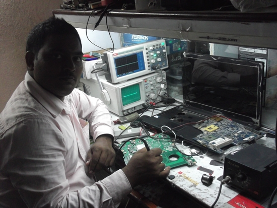 LAPTOP REPAIRING SHOP IN RANCHI