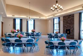 BANQUET HALL FOR RECEPTION IN RANCH