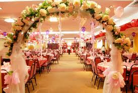 A CLASS BANQUET HALL IN RANCHI