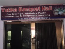 CONFRENCE HALL IN RANCHI