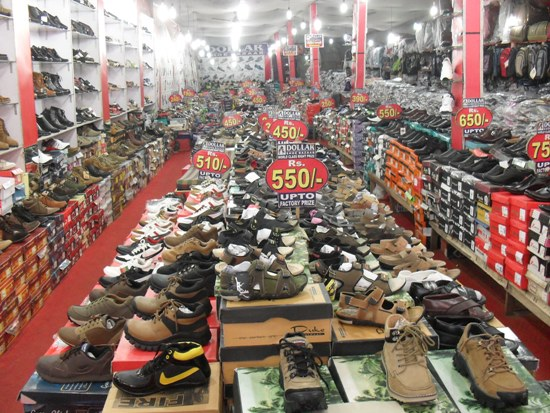 BEST SHOE SHOP IN RANCHI