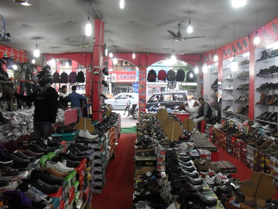 BRANDED SHOE SHOP IN RANCHI