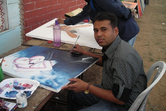 GLASS PAINTING CLASSES IN DHANBAD