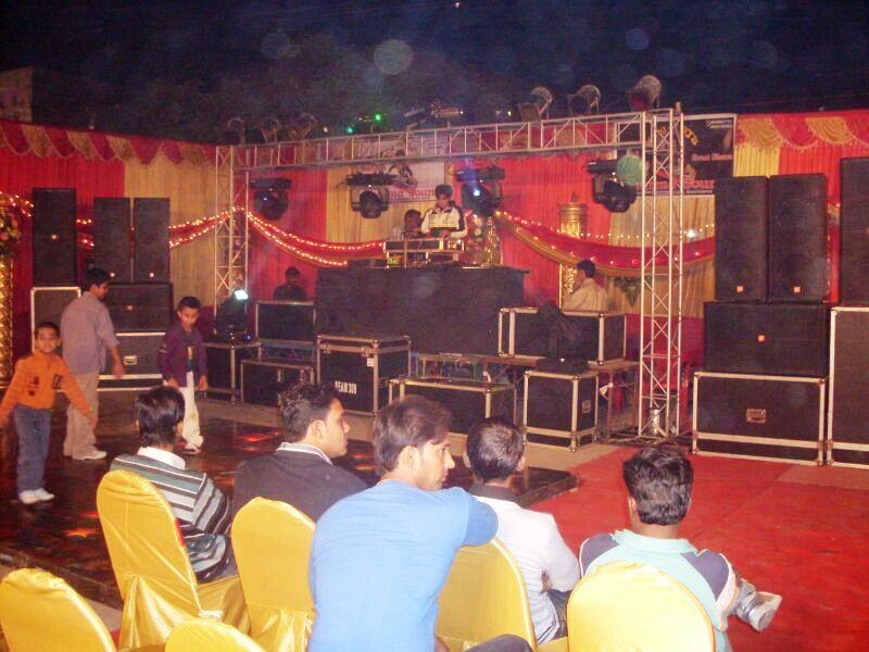 DJ EQUIPMENT SALES IN MUZAFFARPUR