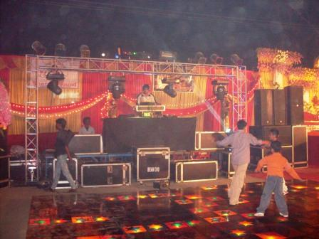 DJ EQUIPMENT SERVICES MUZAFFARPUR