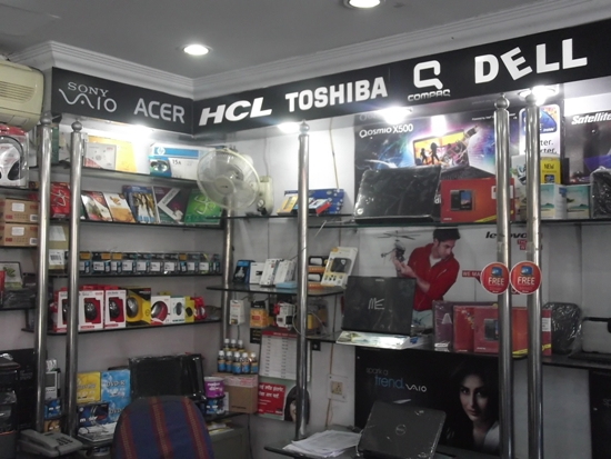 BEST LAPTOP & COMPUTER SHOWROOM IN RANCHI
