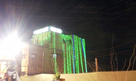 LIGHT DECORATOR IN BIHAR