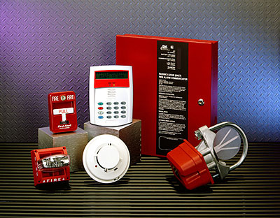 FIRE ALARM SYSTEM IN PATNA