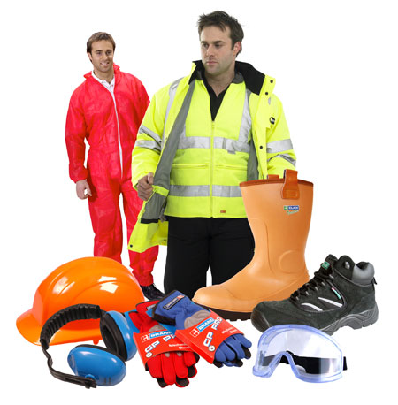PERSONAL PROTECTIVE EQUIPMENT IN PA