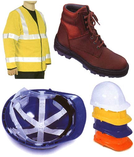 PERSONAL PROTECTIVE EQUIPMENT IN BI