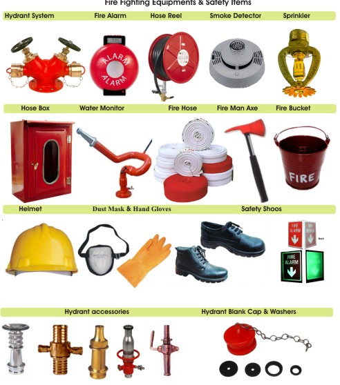 FIRE  FIGHTING EQUIPMENT IN PATNA