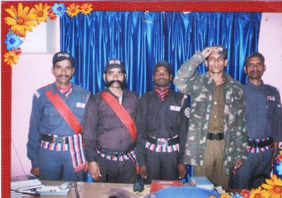 SECURITY SERVICES IN RANCHI
