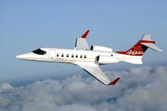 BUSINESS JET IN RANCHI