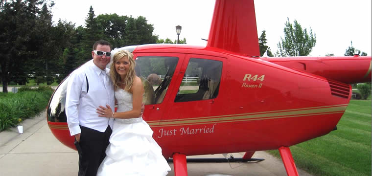 HELICOPTER FOR WEDDINGS IN RANCHI