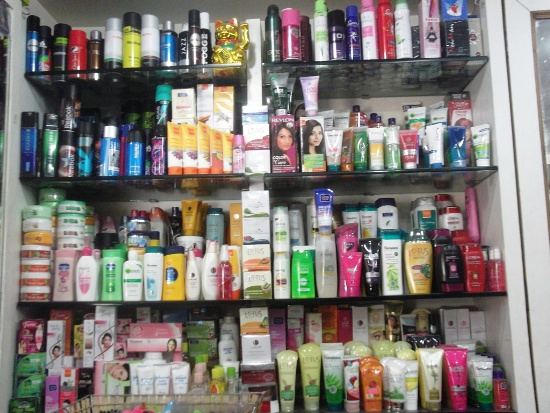 LADIES COSMETIC CENTRE IN RANCHI