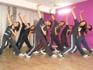 BEST DANCE INSTITUTE IN RANCHI