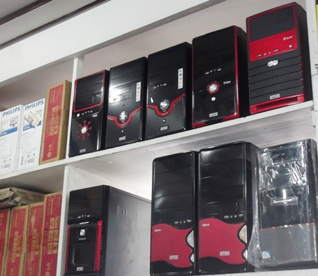 COMPUTER COMPONENTS SHOP IN DARBHANGA