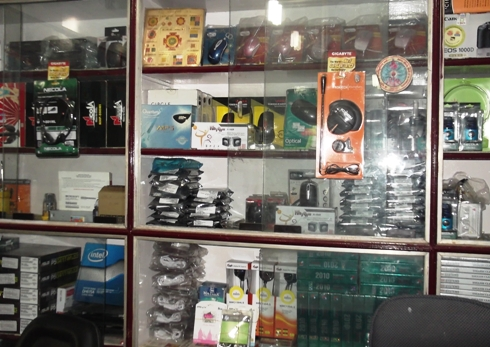 PRINTER SHOWROOM IN DARBHANGA