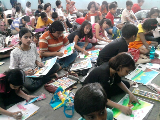 PAINTING CLASS IN JHARKHAND