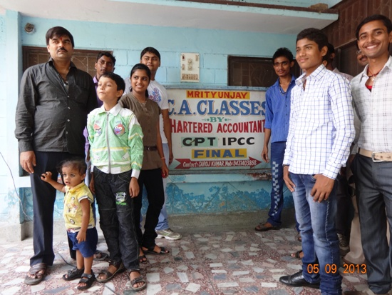 MIRTYUNJAY CA CLASSES IN MUZAFFARPUR