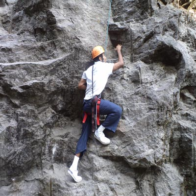 JHARKHAND CLIMBERS & ADVENTURERS ASSOCIATION RANCHI