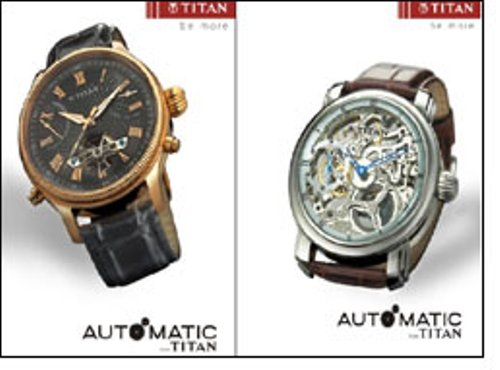 TITAN AUTOMATIC WATCHES IN PATNA