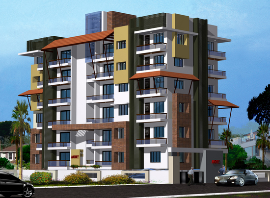 RESIDENTIAL FLAT IN MITHILA COLONY  PATNA