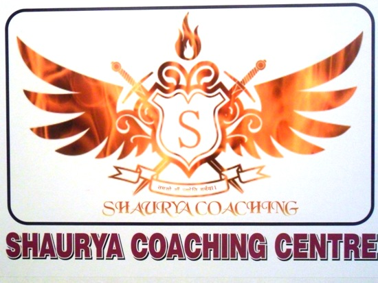 SHAURYA COACHING CENTRE IN RANCHI