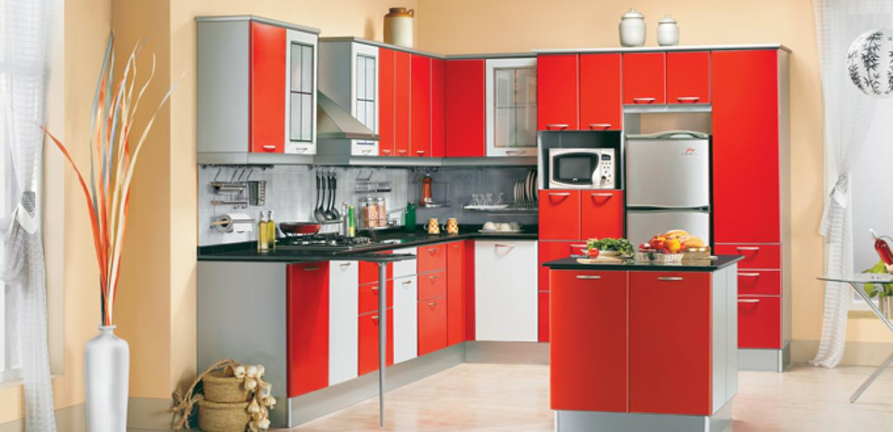 Modular Kitchen In Ranchi Krishna Aluminium Amp Modular Kitchen