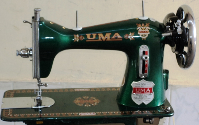 SEWING MACHINE DEALER IN DARBHANGA