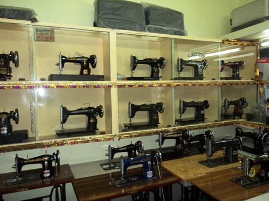DOMESTIC SEWING MACHINE IN BIHAR
