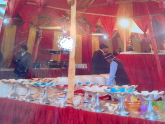 CATERER IN LALPUR RANCHI