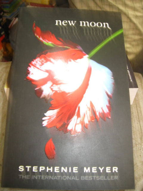 NEW MOON IN RANCHI BOOKS